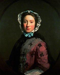Allan Ramsay - Rosamund Sargent, née Chambers, The Holbourne Museum Female Portrait, Portrait Art, Portraits, Female Art, Rococo, Baroque, Potrait Painting, Woman Painting, Turbans