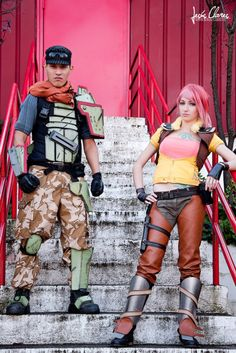 Borderlands Cosplay by Nebulaluben. Photography by Jesús Clares