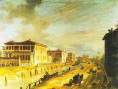 La martesana, Domenico Aspari, Milano, 1790 circa.