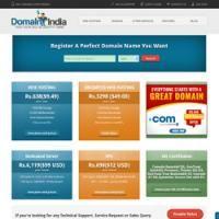 Domain India Promo Codes 2017