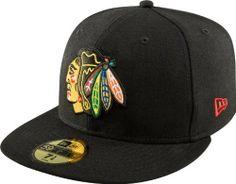 NHL Chicago Blackhawks Basic 59Fifty Cap New Era. $19.97