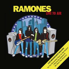 "Live to Air inclui performances ao vivo de hinos dos Ramones para os fãs de ontem, hoje e sempre! Faixas 1. ""We Want the Airwaves"" 3:14 2. ""Do You Remeber Rock 'N' Roll Radio?"" 3:06 3. ""Gimmie Gimmie Gimmie Shock Treatment"" 1:43 4. ""Rock 'N' Roll High School"" 1:46 5. ""I Wanna Be Sedated"" 2:09…"