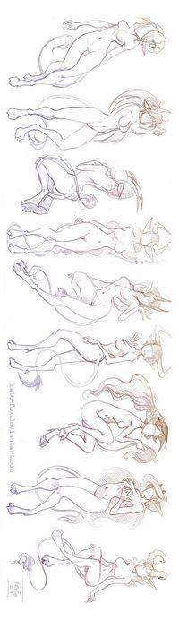 @Lsnowman采集到人体/雕塑(411图)_花瓣游戏
