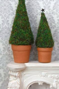 how to: Christmas trees