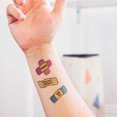 Motivational tattoos etsy