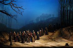Tannhäuser from the Metropolitan Opera. Production by Otto Schenk. Sets by Günther Schneider-Siemssen.