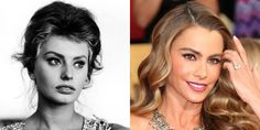 21 Celebrities and Their Vintage Doppelgängers  - MarieClaire.com