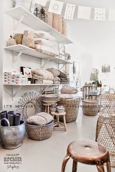 Pays Bas / L'étoile conceptstore / Photos by Paulina Arcklin / Showroom, Interior And Exterior, Interior Design, Store Interiors, Rustic Interiors, Shop Fittings, Retail Space, Home And Deco, Retail Design