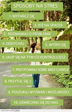 Sposoby na stres