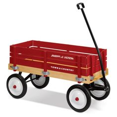 Radio Flyer Town & Country Kids Wagon