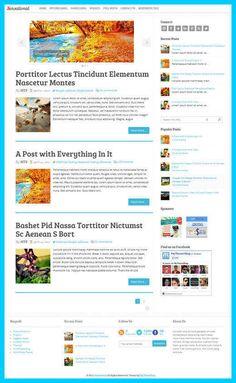 MyThemeShop - Sensational WordPress Theme Review