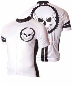 Gear Head Cycle Jersey