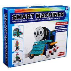 #smartmachines #braincrunchtoys
