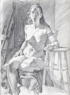 life drawing and figure painting