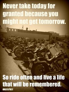 find others to ride with today http://www.bikersfirst.com: