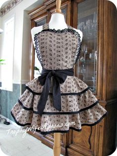 """E N T E R – 2 – W I N - Draw on Feb 15th: an apron of your choice from my website: TrophyWifeAprons(dot)com . To enter the draw, """"You must click on the """"SHARE"""" button"""" of one apron of my fan page at: facebook(dot)com/TrophyWifeAprons. You can """"SHARE"""" as many aprons as you want. When you do so, I will receive a notification from Facebook and enter your name as many times as it comes up.#aprons #retro #retroaprons #sexy #sexyaprons #valentine #valentineapron #hostess #hostessapron"""