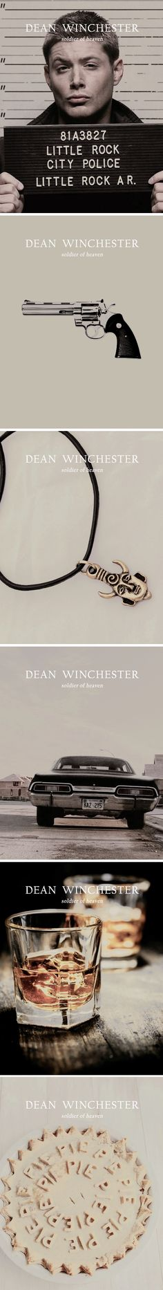 dean Winchester: Keep grinding. No matter how much it hurts, no matter how hard it gets, you got to keep grinding. And that's how we're gonna win. And we're gonna win. #spn