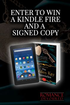 Win a Kindle Fire, a $10 Amazon Gift Card, eBook & Signed Copies from Award-Winning Author AJ Nuest