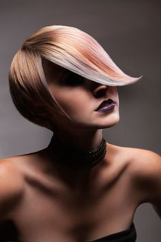 STYLING Model Hair ≈ :: NAHA 2013 Finalist / Salon Visage Salon Team in Knoxville, Tennessee / Photography Bryan Allen