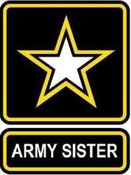 """#Army #Sister """"Its hard, but I stay strong"""""""