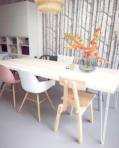 Modern Vibes! Der Stuhl Albert Kuip Von Zuver überzeugt Durch Sein  Modernes, Inspirierendes Design