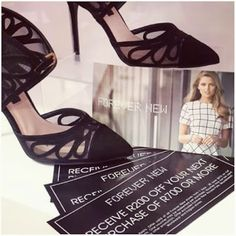 More Fash for Less Cash! Get to Forever New stores to see the new Mono Pop Collec. Forever New, New Outfits, New Fashion, Inspiration, Shoes, Biblical Inspiration, Zapatos, Shoes Outlet, Shoe