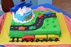 planes trains automobiles cakes - Google Search