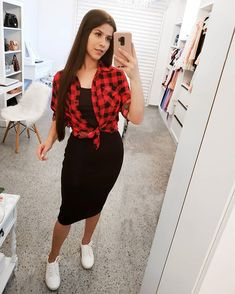 Cute Modest Outfits, Modest Wear, Casual Skirt Outfits, Simple Outfits, Dress Outfits, Casual Dresses, Looks Baskets, Modest Fashion, Fashion Dresses