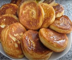 Breakfast Pancakes, Breakfast Snacks, Breakfast Ideas, Pretzel Bites, Sweet Recipes, Healthy Snacks, Bakery, Brunch, Dinner Recipes
