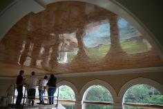 Ceiling Art   Beautiful Ceiling in Dallas   Venetian Plaster   Flickr