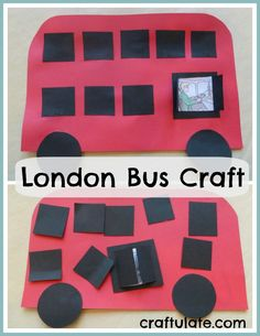 London Bus Craft - Craftulate