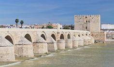Torre de la Calahorra y Puente Romano - Río Guadalquivir, Córdoba