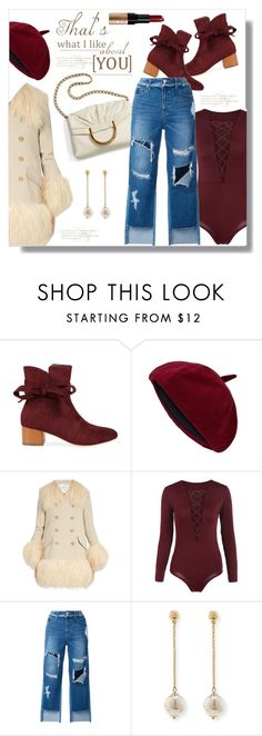 """That's What I Like....."" by queenvirgo ❤ liked on Polyvore featuring Sonia Rykiel, STELLA McCARTNEY, Lele Sadoughi and Bobbi Brown Cosmetics"