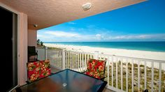 Anna Maria Island Club 21 sleeps 4 guests on direct gulf front. Enjoy the community heated pool just steps from the beach! Reserve your Anna Maria Island beach rental today with IslandReal.com!