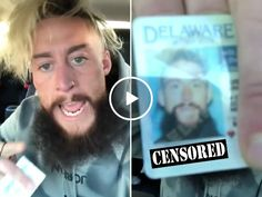 WWE Famous person isnt glad that the state of Delaware is making him change his signature (Video)