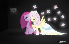 Gentle Angel by WillisNinety-Six on deviantART Chicago Marathon, Mlp Pony, Pinkie Pie, Fluttershy, Rainbow Dash, Equestria Girls, Treasure Chest, Unicorn, Friendship