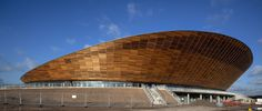 Velodrome for the London 2012 Olympic