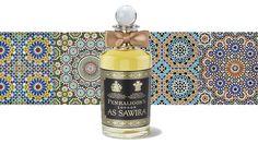"IL PROFUMO: AS SAWIRA di PENHALIGON'S Eau de Parfum Limited Edition ""Trade Routes"" Collection"