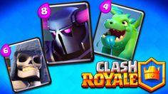 "Clash Royale ""5.1 ELIXIR DECK!"" Pekka, Giant Skeleton, Dragon EPICS! http://www.mobilga.com/Clash-Royale.html the largest mobile&PC games selling website, security consumption.Surprise or remorse depends your choice!"