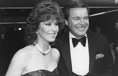 Stephanie Powers and Robert Wagner