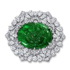 Unique Jewels - Graff Diamonds.