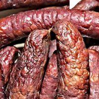 Recept : Hanácké klobásy | ReceptyOnLine.cz - kuchařka, recepty a inspirace Smoking Meat, Food 52, Chorizo, Sausage, Food Porn, Food And Drink, Beef, Cooking, Recipes