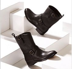 The Bedford #biker# boot is a wardrobe staple & adds a touch of rugged…