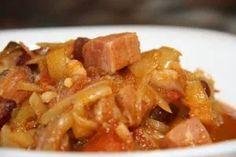 Húsétel is lehet takarékos - ÍZŐRZŐK Chicken, Food, Red Peppers, Essen, Meals, Yemek, Eten, Cubs