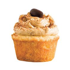 Classic and Indulgent Cupcake Recipes | Cappuccino Cupcakes | SouthernLiving.com