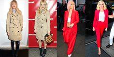 Celebrities who Dress the Same - Celebrities Wearing the Same Looks