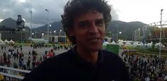 Onipresente na Globo, Guga vira supercomentarista na Rio-2016 - UOL Olimpíadas