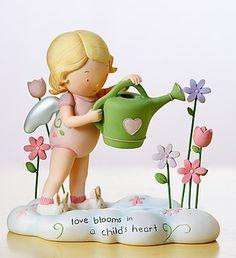 Love Blooms Cutie Patootie Angel