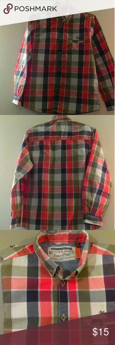 Boys dress shirt Size 8 boys button down shirt Mayoral Shirts & Tops Button Down Shirts