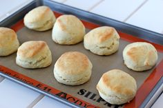 Buttermilk Biscuits with Maple Sausage Gravy - Homemade biscuits are so much easier to make than you think!